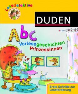 © Cover Abc-Vorlesegeschichten Prinzessinnen, Dudenverlag