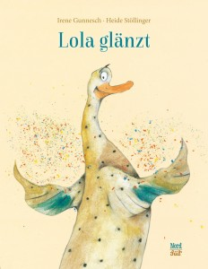 "Cover ""Lola glänzt"" © NordSüd Verlag"