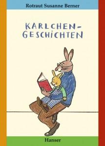 """Cover """"Karlchen-Geschichten"""" © Hanser Verlag"""