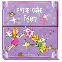 Cover Rätselkiste Feen © ars edition