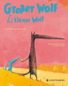"""Cover """"Großer Wolf, kleiner Wolf"""" © Gerstenberg"""