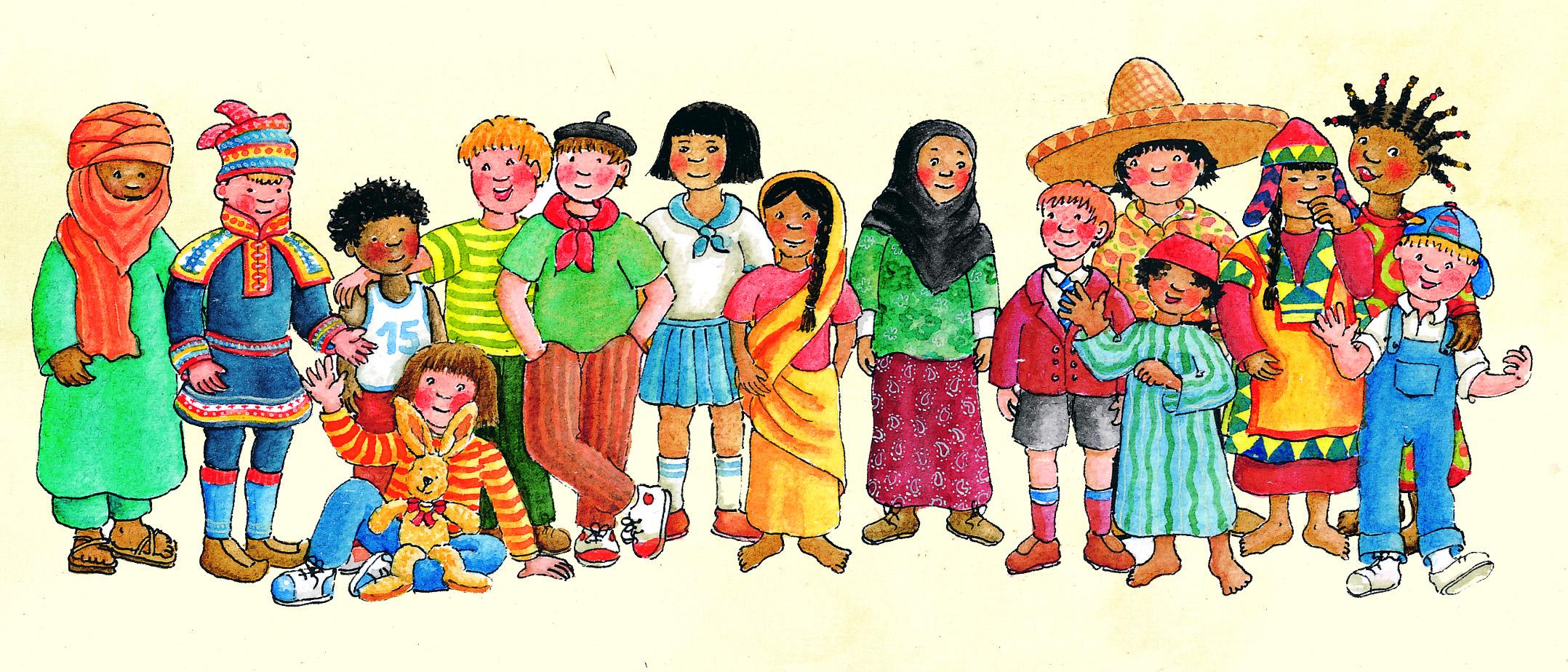 verschiedene kulturen auf der welt