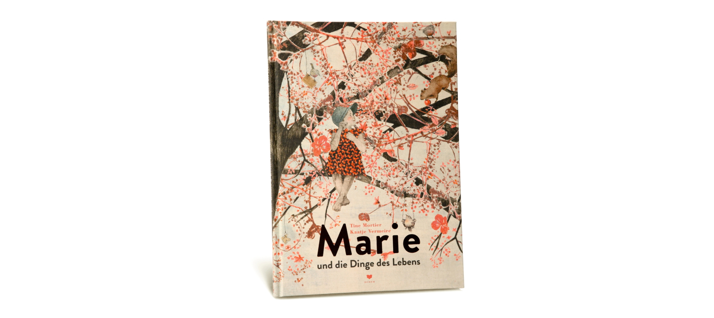 "Cover ""Marie und die Dinge des Lebens"" © Bohem"