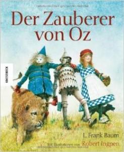 """Cover """"Der Zauberer von Oz"""" © Knesebeck"""