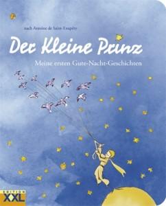 """Cover """"Der kleine Prinz"""" © Edition XXL"""