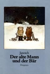 "Cover ""Der alte Mann und der Bär"" © Diogenes Kinder Klassiker"