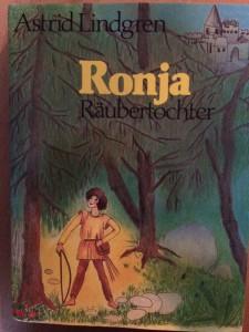 """Cover """"Ronja Räubertochter"""" © Lizenzausgabe des Deutschen Bücherbundes"""