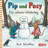 """Cover """"Pip und Posy - Ein schöner Wintertag © Carlsen"""