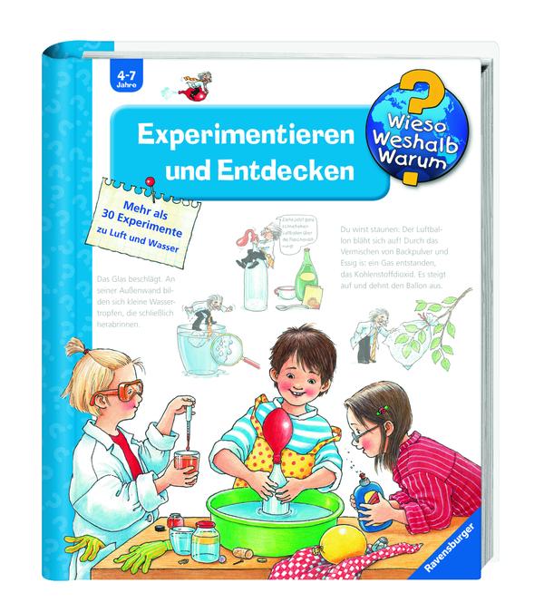 Experimentieren und Entdecken Ravensburger Buchverlag