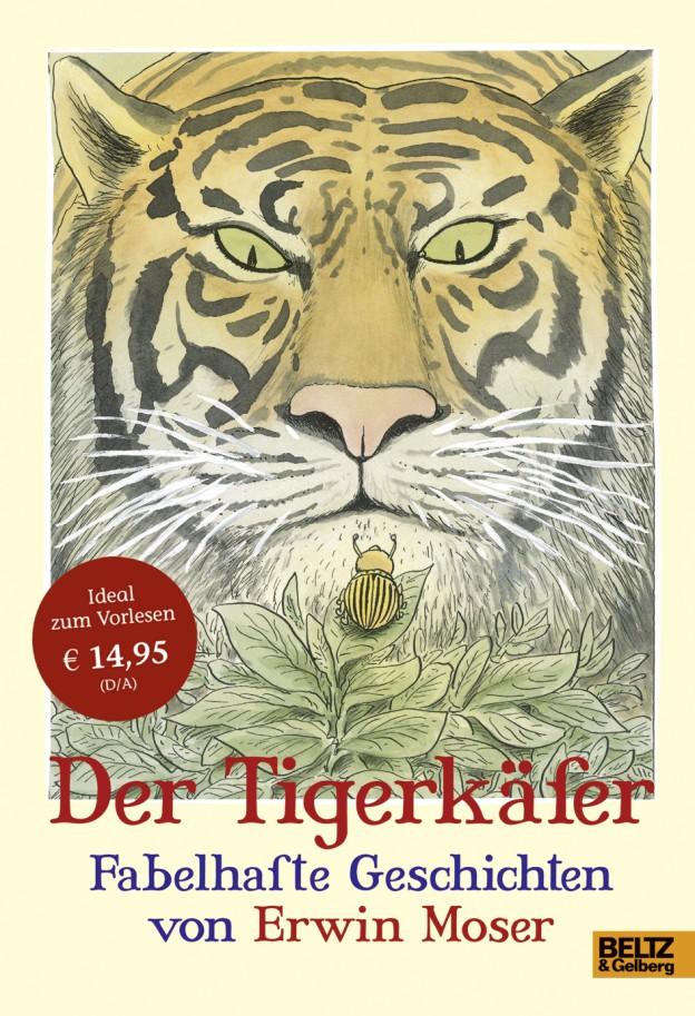 Der Tigerkaefer_Cover Beltz und Gelberg