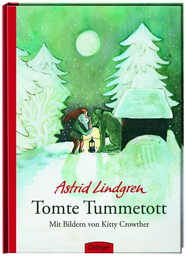 Tomte Tummetott - c OETINGER VERLAG