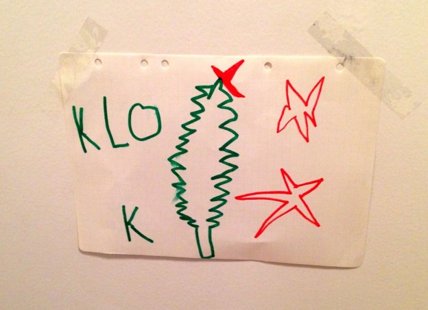 Das besondere Weihnachtsbild