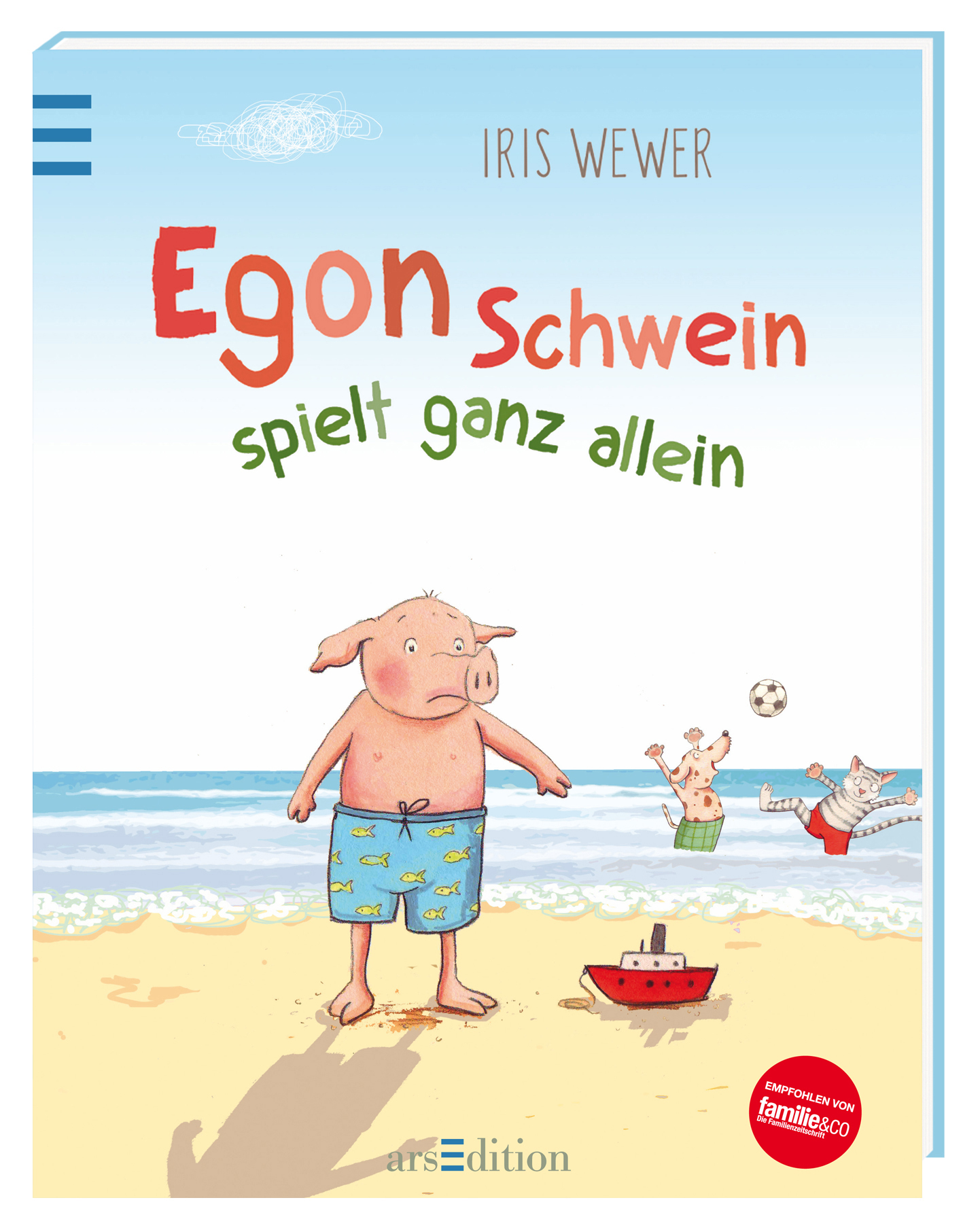 © 2015 arsEdition GmbH, München; Text und Illustration: Iris Wewer