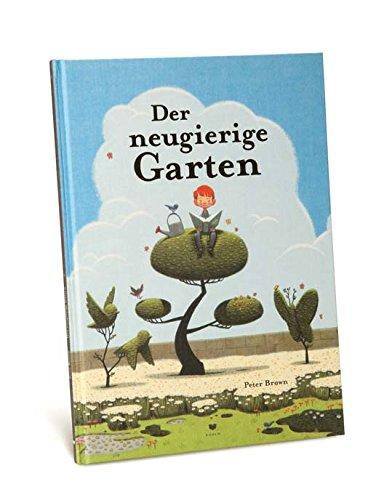 Cover: Der neugierige Garten, © Bohem Verlag