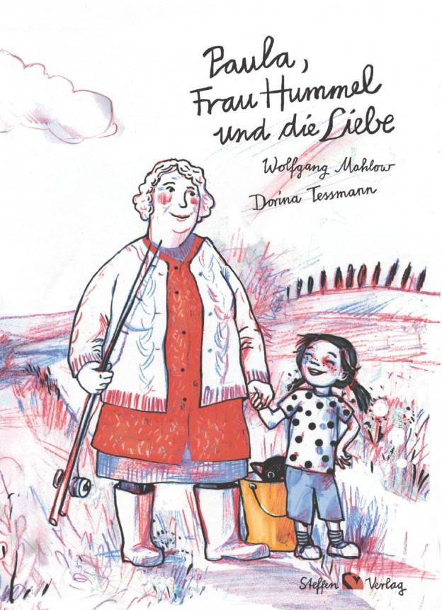 Cover Paula Frau Hummel und die Liebe © Dorina Tessmann / Steffen Verlag