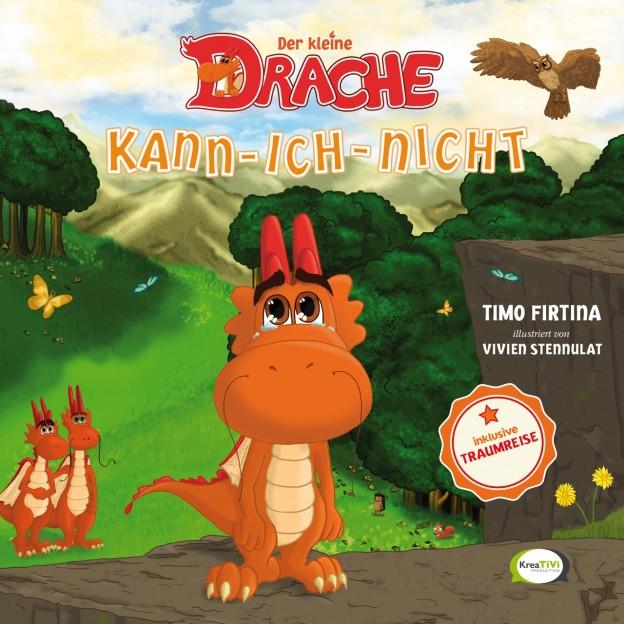 Cover Der kleine Drache Kann-ich-nicht