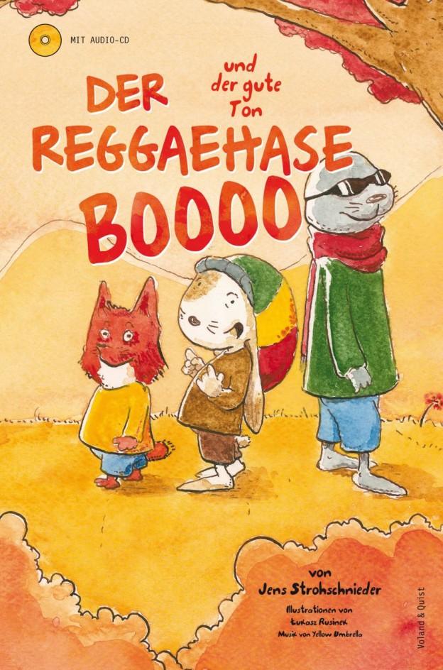 Cover Reggaehase Boooo