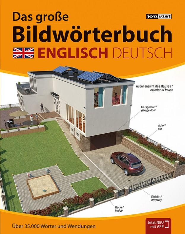 Cover Das große Bildwörterbuch © jourist