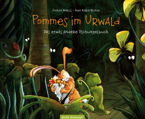 Cover Pommes im Urwald
