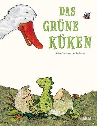 Cover: Das grüne Küken, © NordSüd Verlag