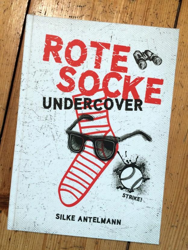 Rote Socke Cover