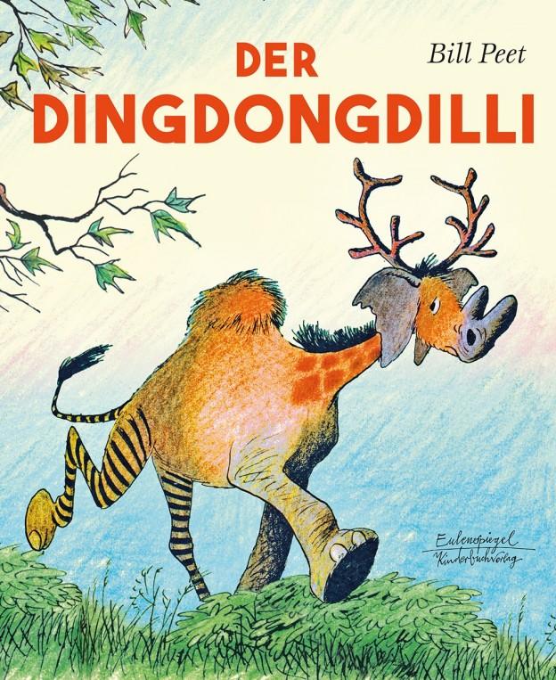 Cover Dingdongdilli Eulenspiegel Kinderbuchverlag