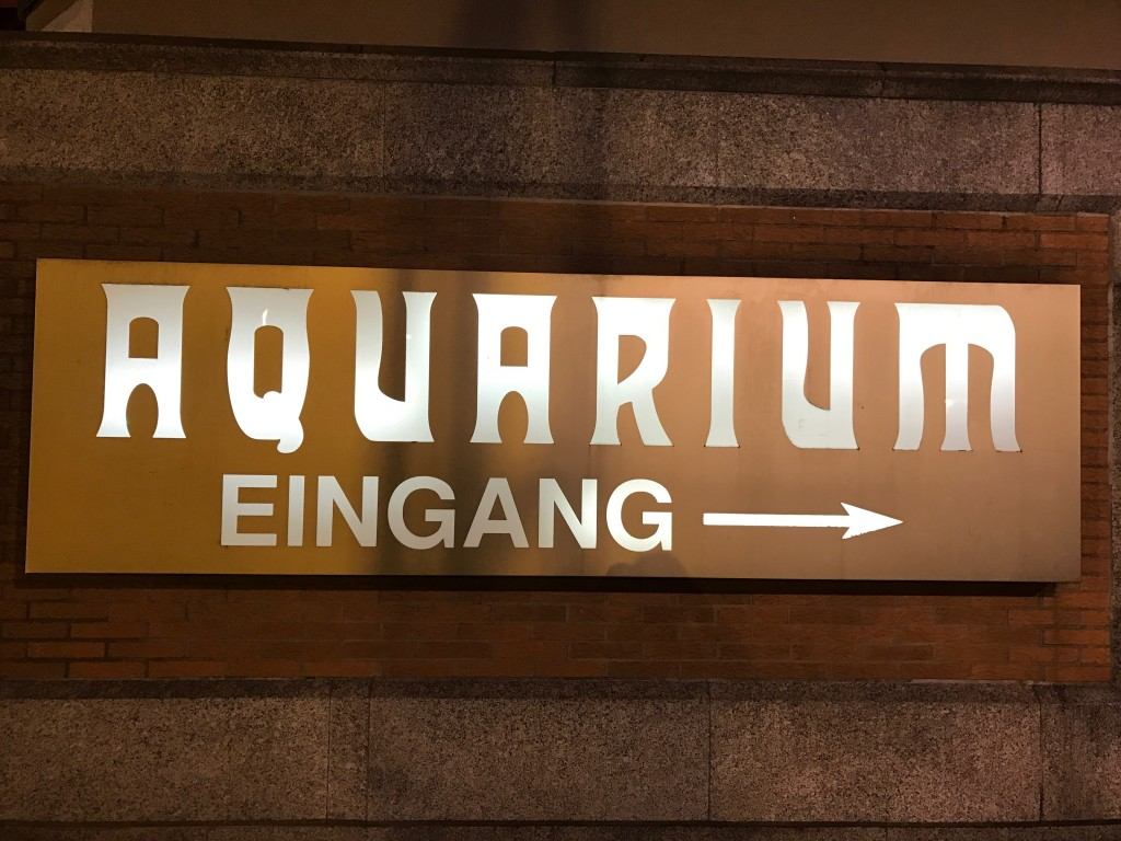 Berliner Aquarium