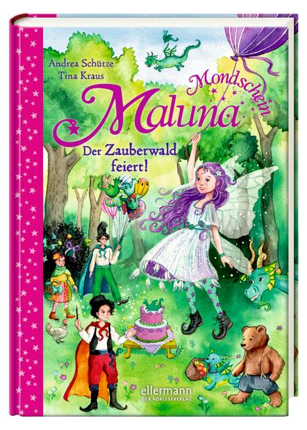 Cover Der Zauberwald feiert